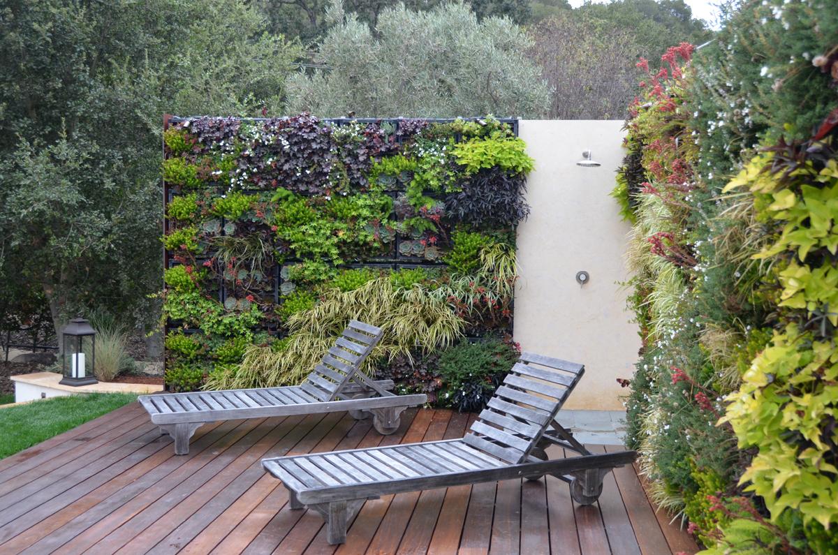 Living walls! | apdw blog on Green Wall Patio id=60671