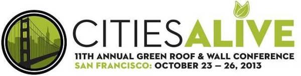 Cities Alive 2013